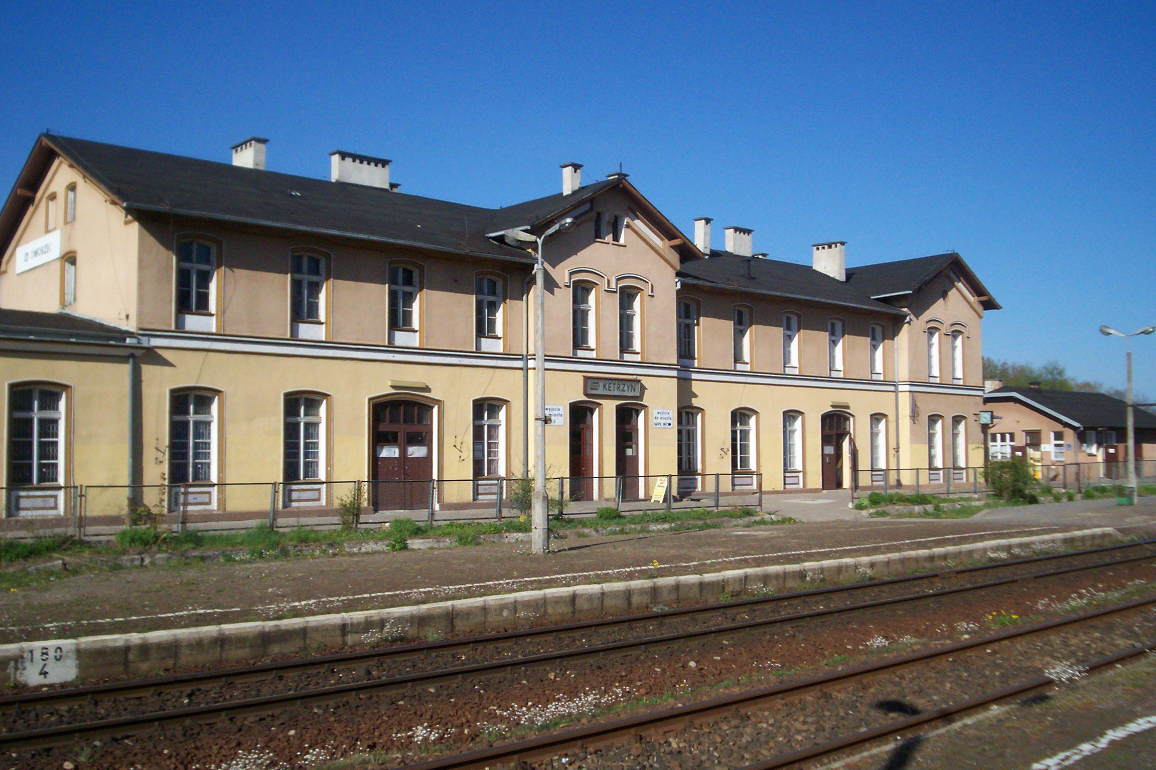 Station Kętrzyn