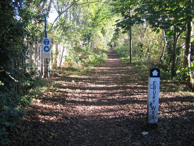 Ebury Way - Wikipedia