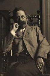 Edvard Petersen Danish artist