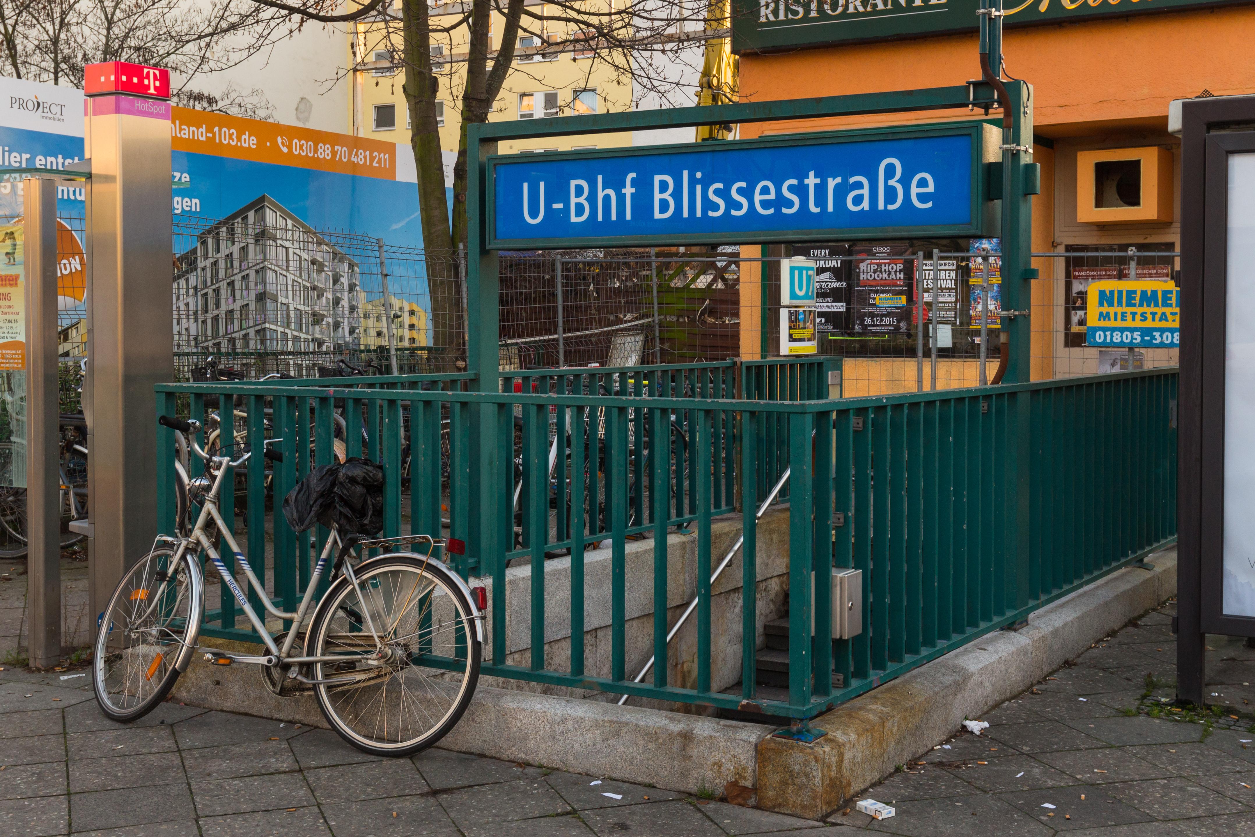 Blissestraße