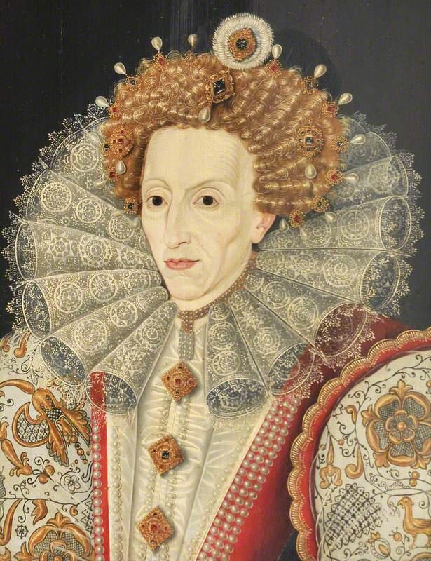 I. Erzsébet királynő