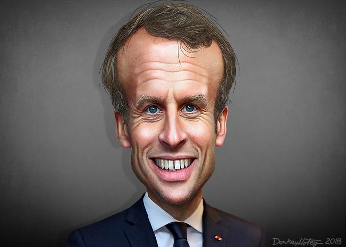 Emmanuel Macron - Caricature (41261951601).jpg