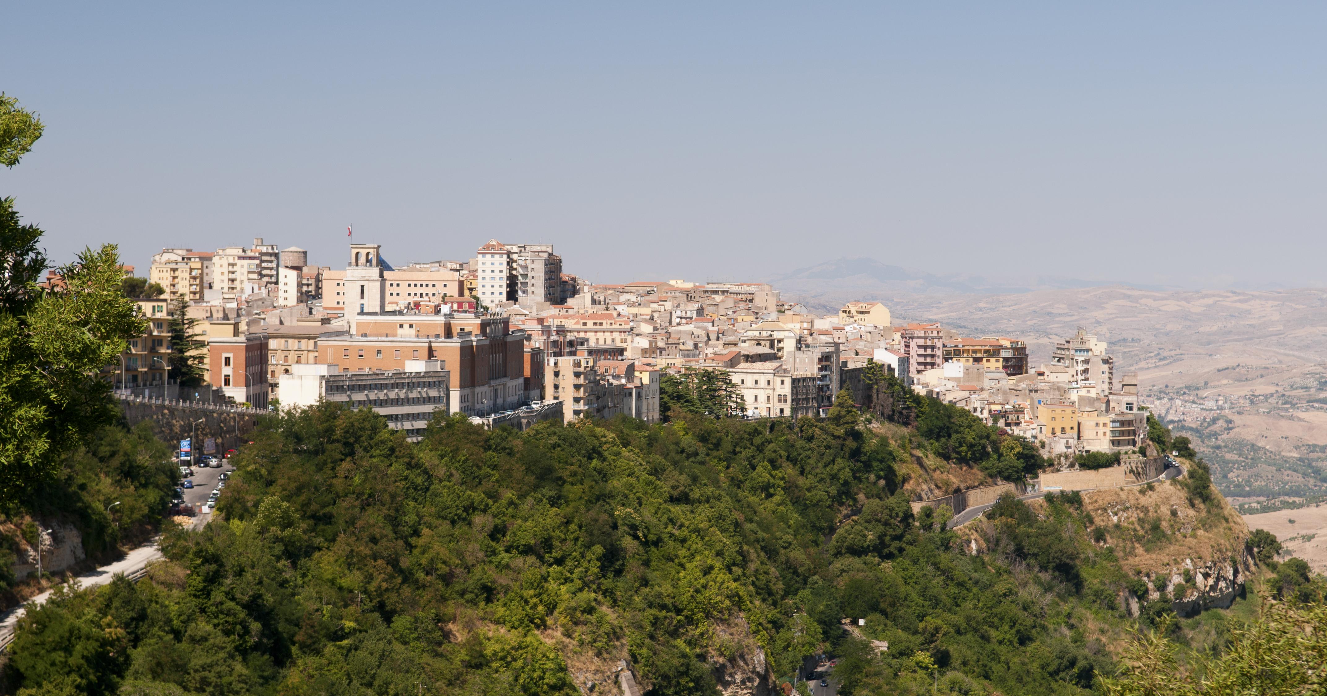 Enna Italy  city photo : Description Enna, Sicily, Italy 4894730270
