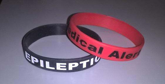 File Epilepsy Medical Alert Wrist Bracelets 2018 Jpg