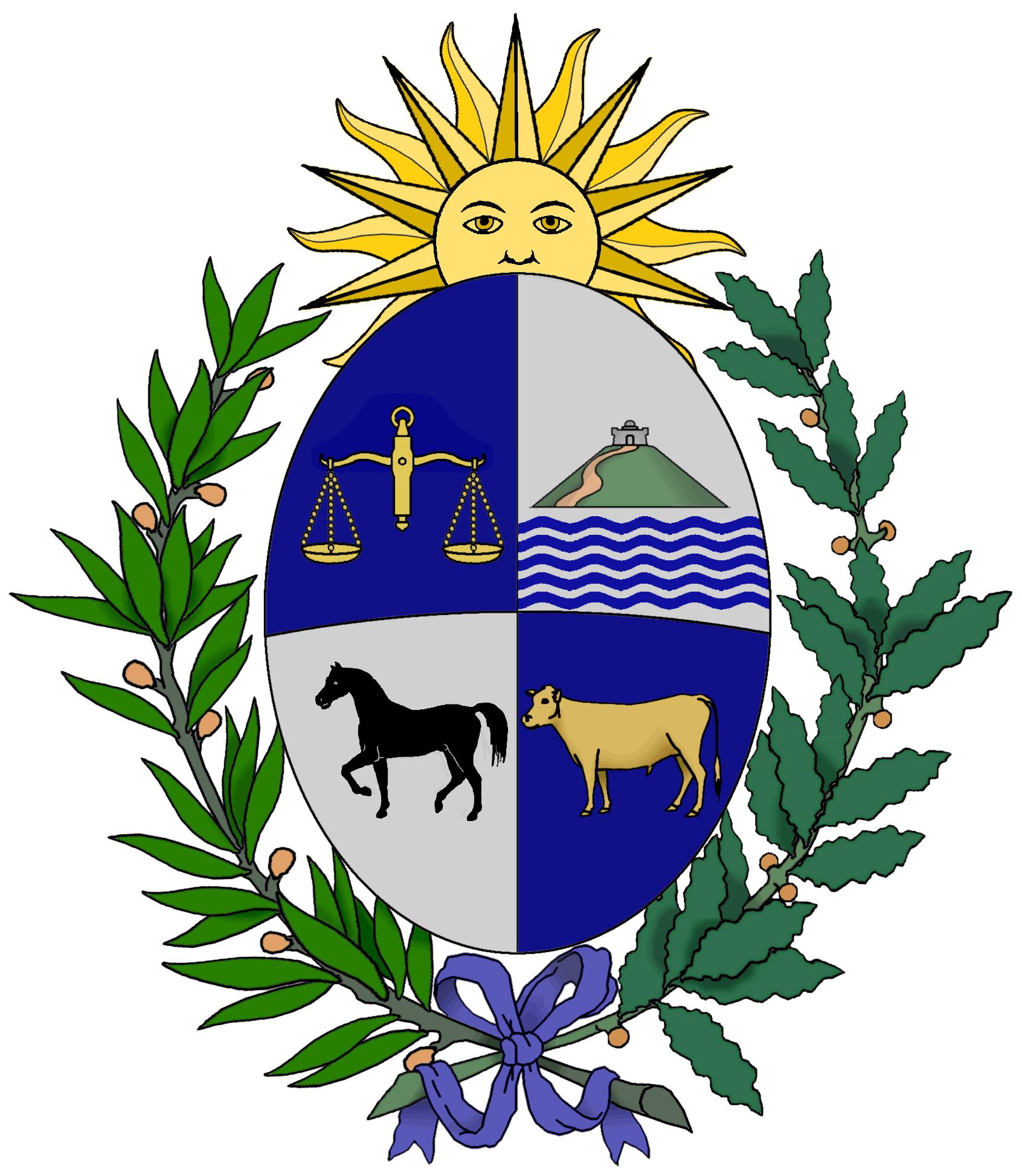 Uruguay NO es un país pequeño, y te lo muestro