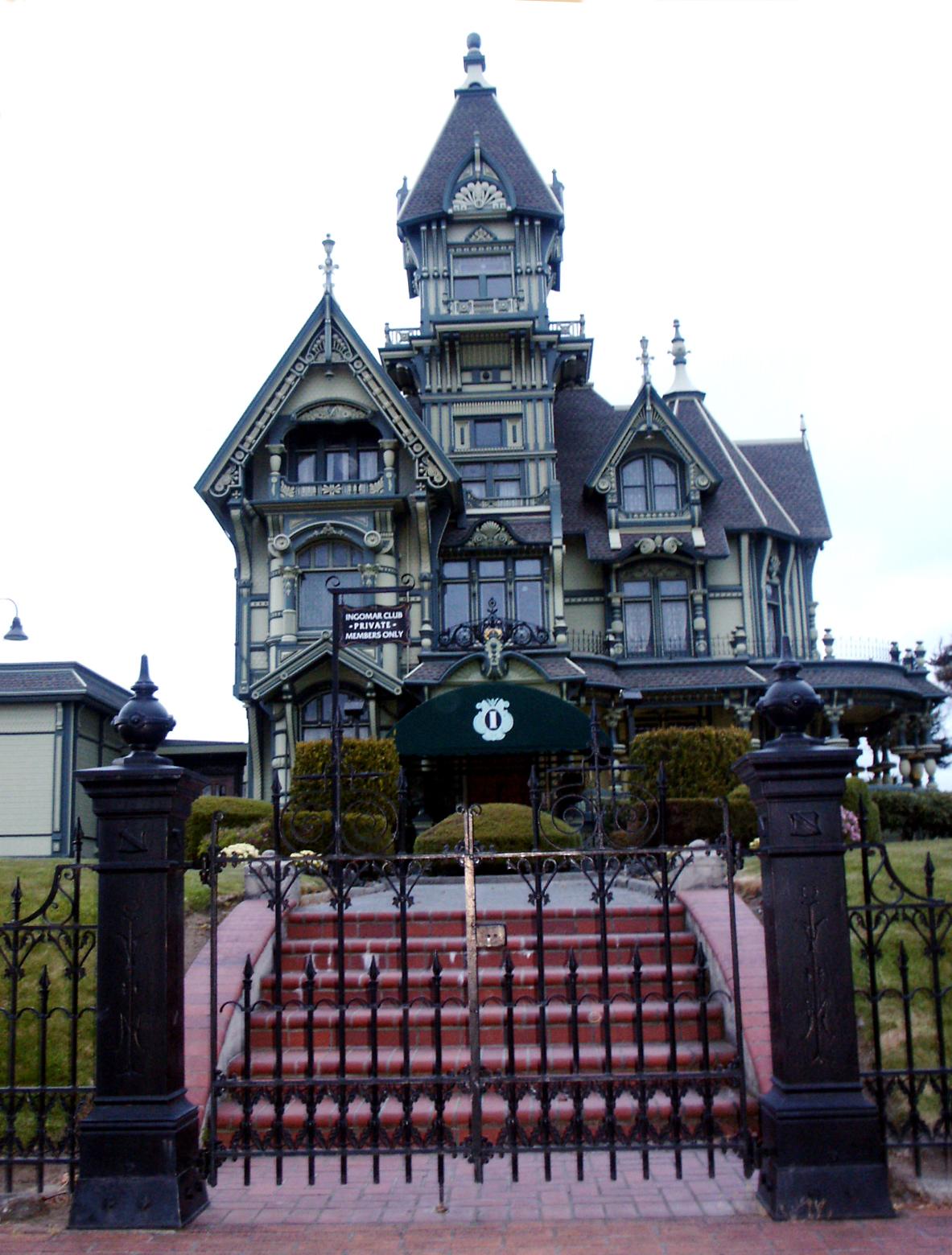File eureka ca carson victorian wikimedia for A mansion house