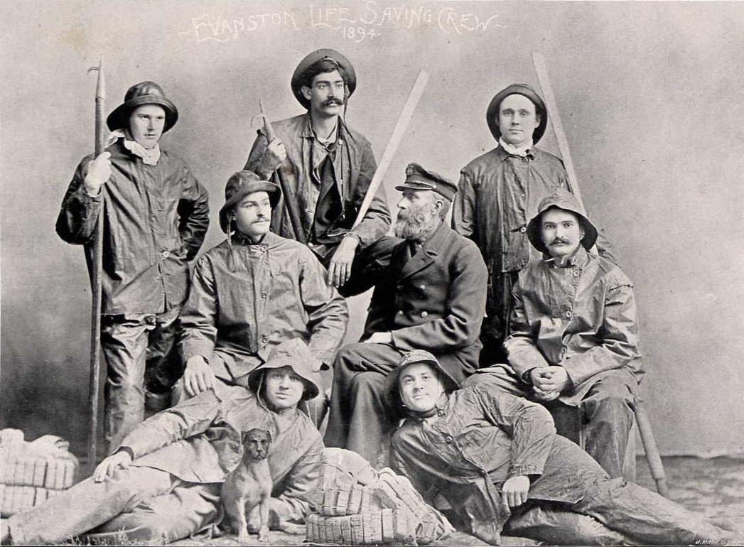 File:Evanston Life Saving Crew 1894.jpg