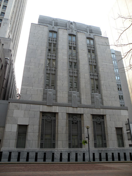 Federal Reserve Bank of Cleveland Pittsburgh Branch - Wikiwand 857595a70