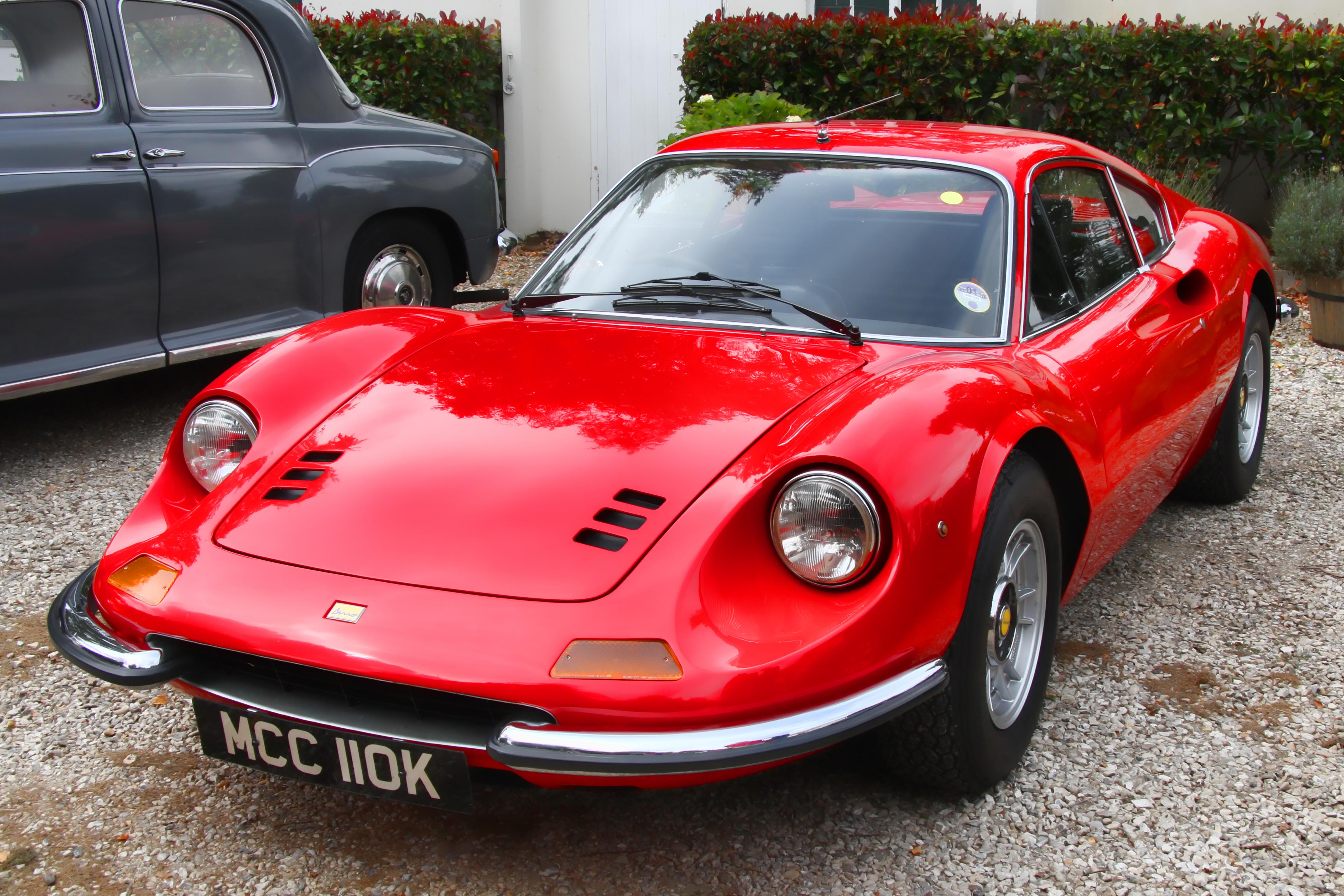 Puma Red Ferrari Shoes