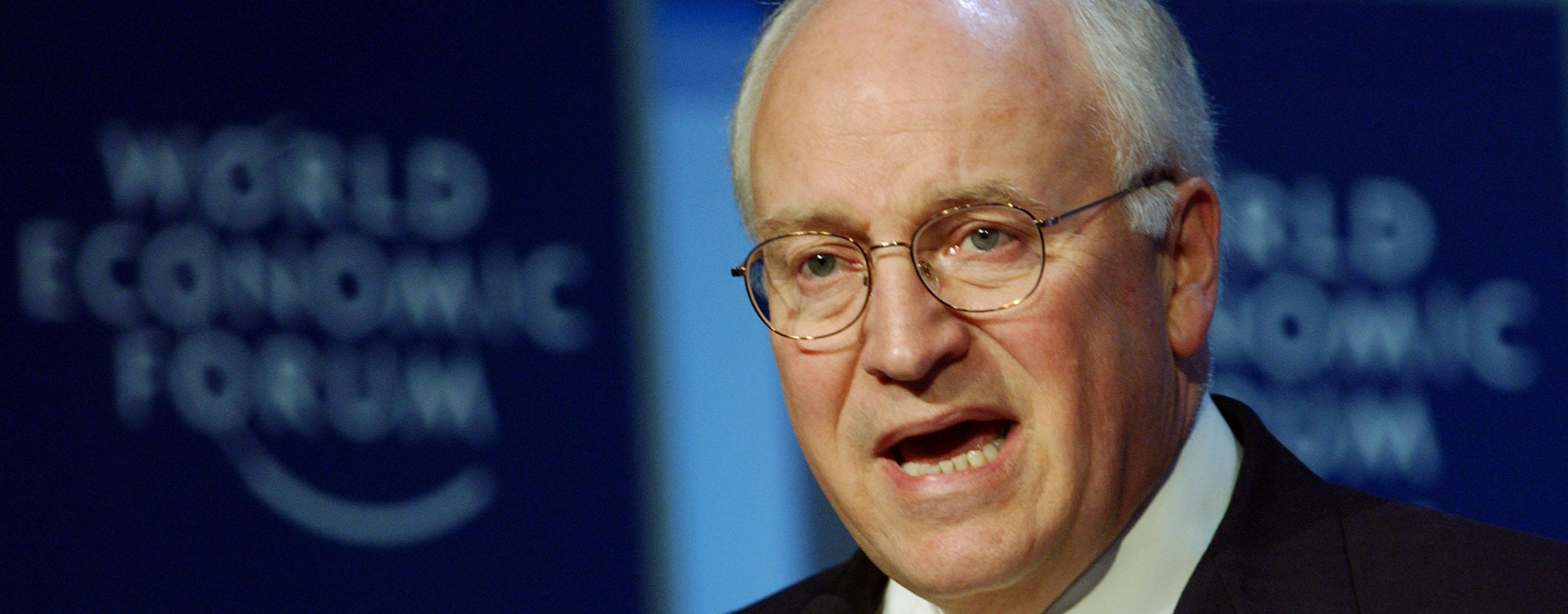 Dick Cheney Medien pa