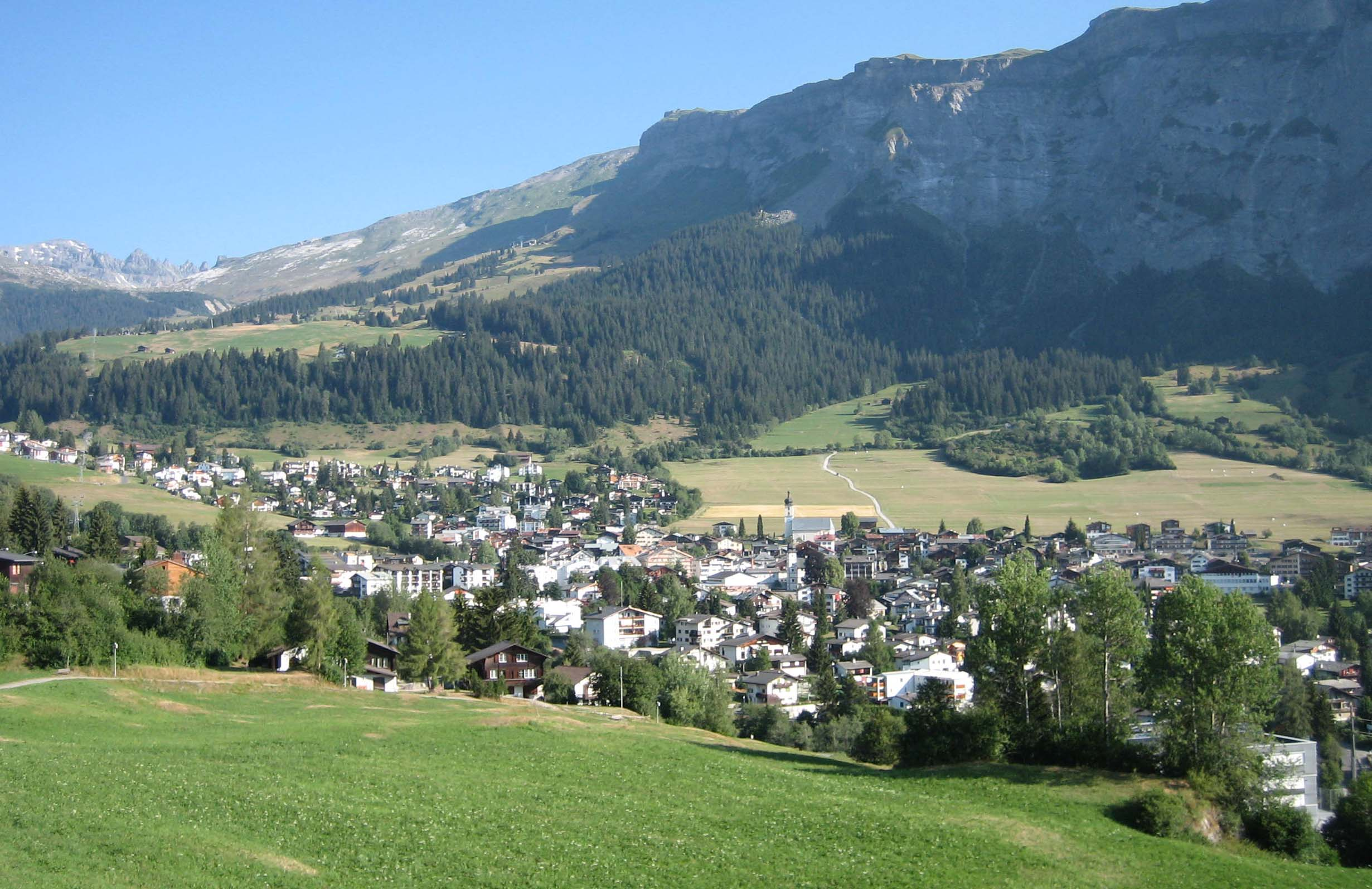 Flims Switzerland  city pictures gallery : Datei:Flims Dorf – Wikipedia