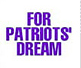 For Patriot's Dream (Orrin Harch 2000).png