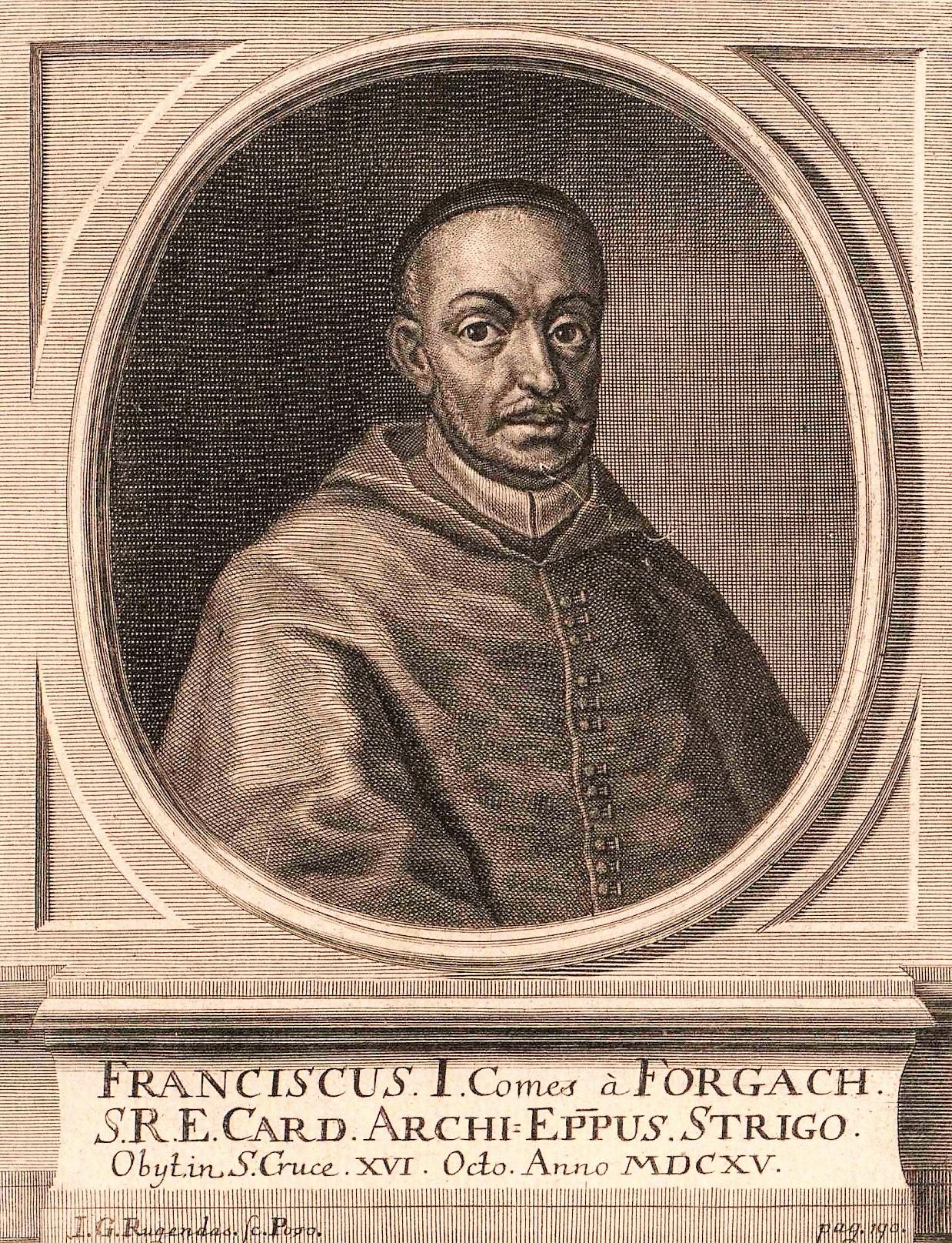 Forgách Ferenc (1566-1615)