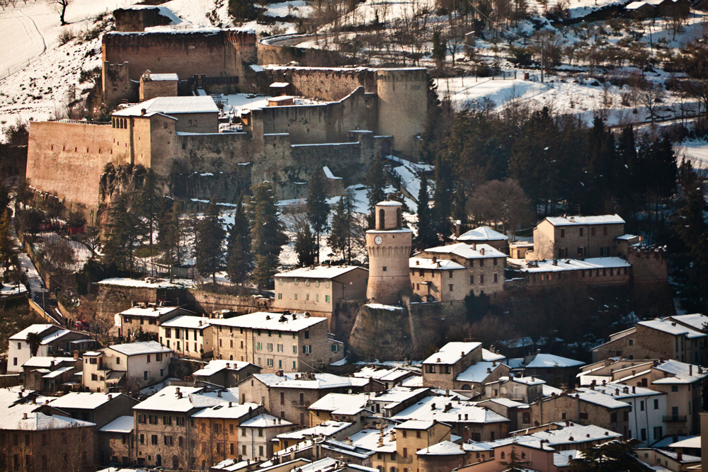 Castrocaro Terme Italy  city photo : Fortezza di Castrocaro Terme Wikimedia Commons