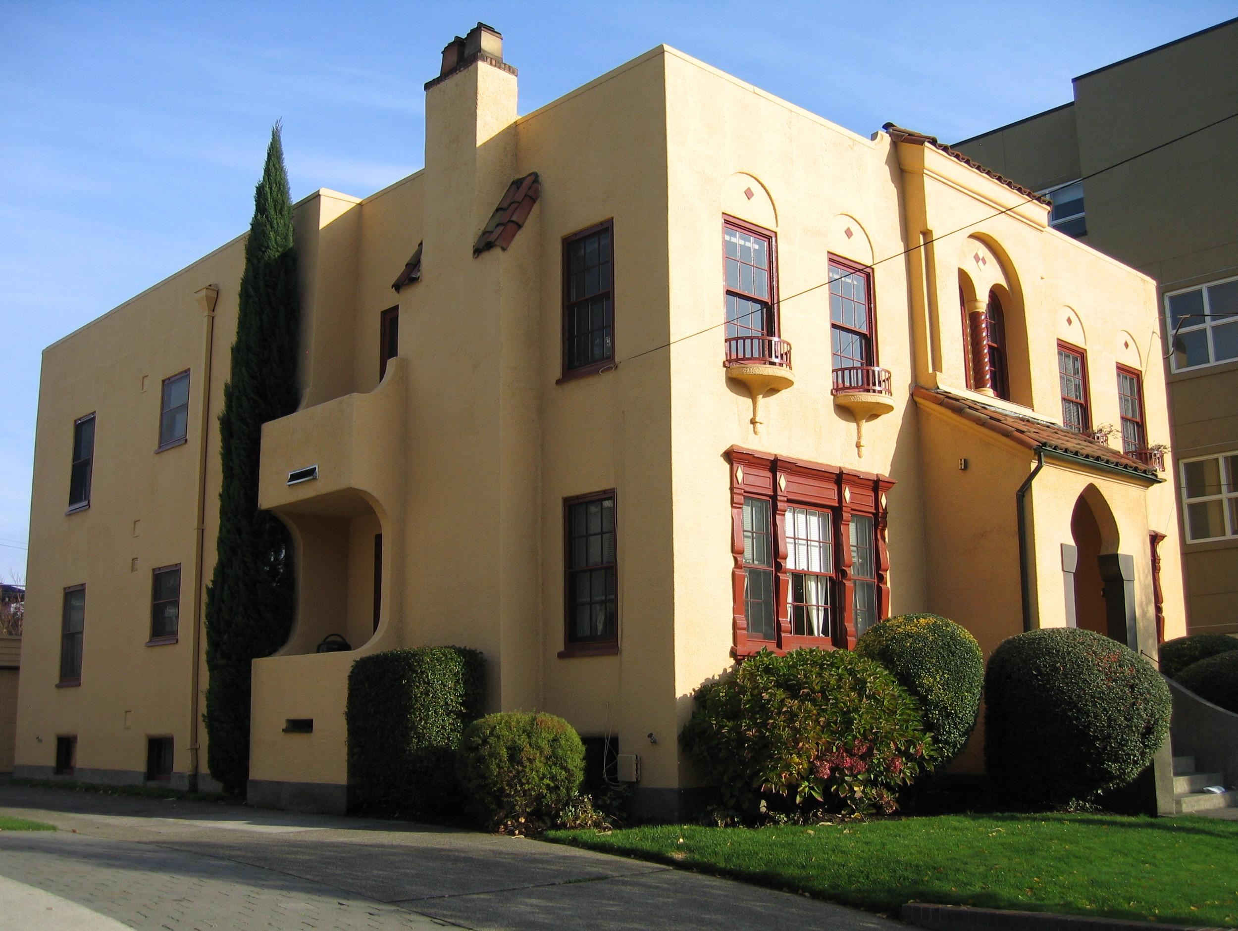 File francis marion stokes fourplex southwest for Building a fourplex