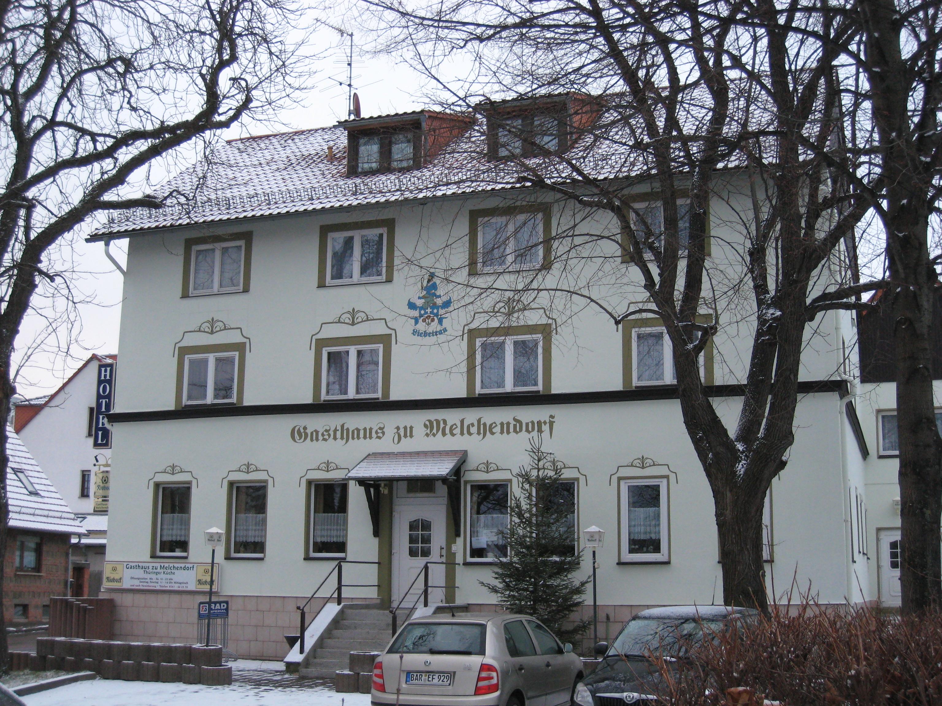 File Gasthaus Zu Melchendorf Erfurt Jpg Wikimedia Commons