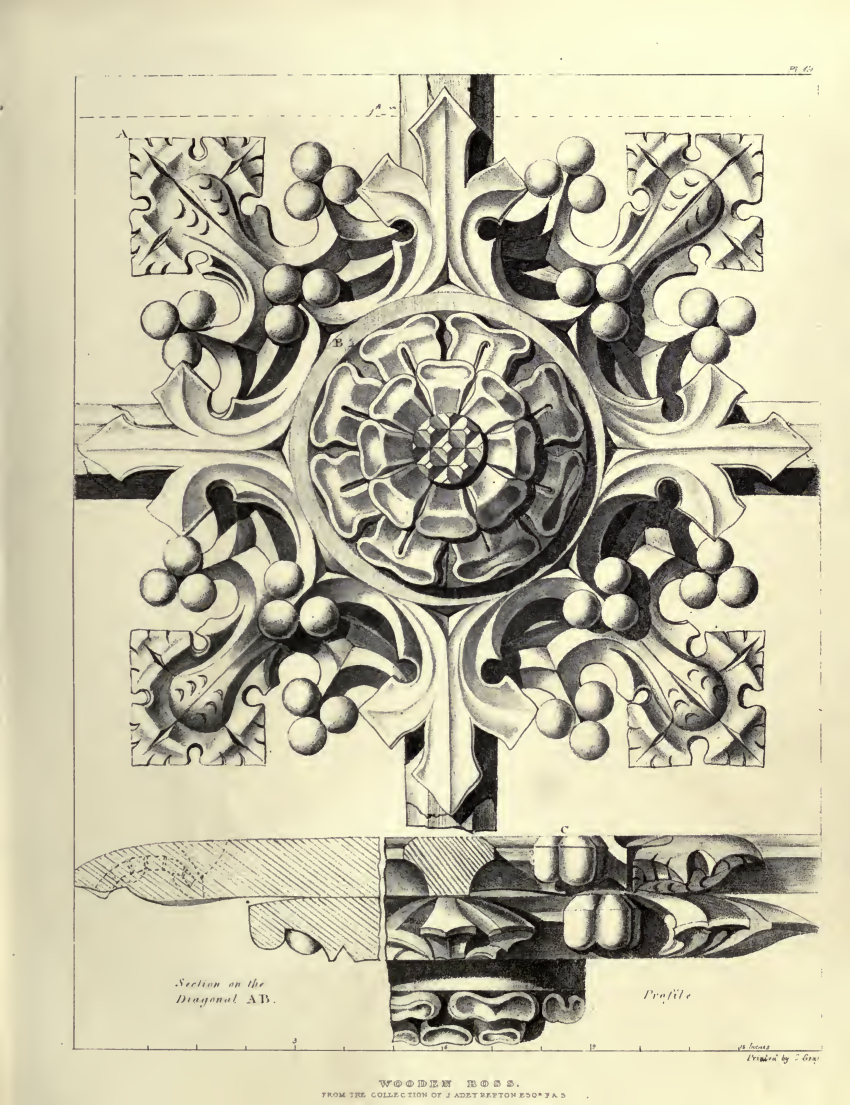 File Gothic Ornaments Selected Fom Various Ancient