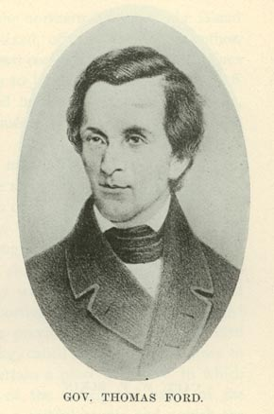 Thomas Ford Politician Wikipedia