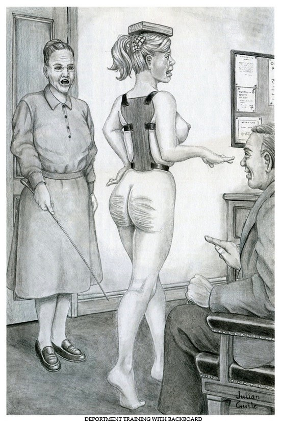 Black lesbian lezdom punishing black girls with a dildo 10