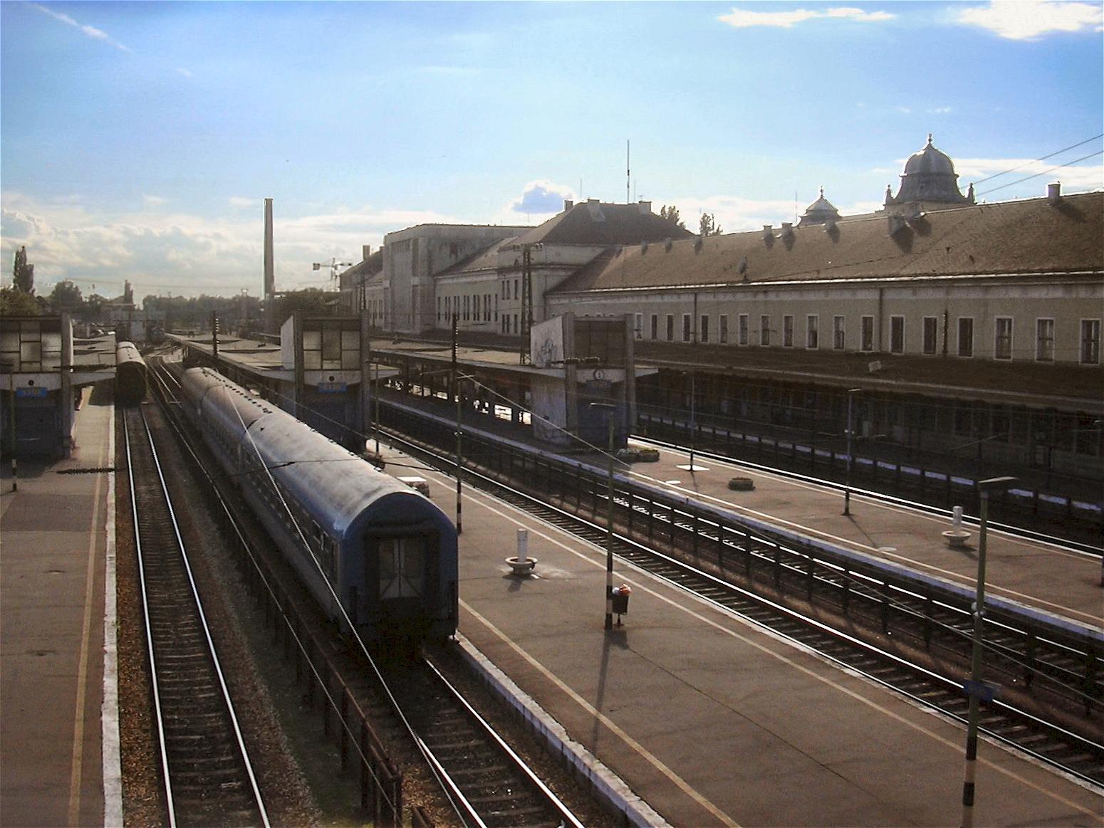 File:Győr vasútállomás.JPG - Wikimedia Commons