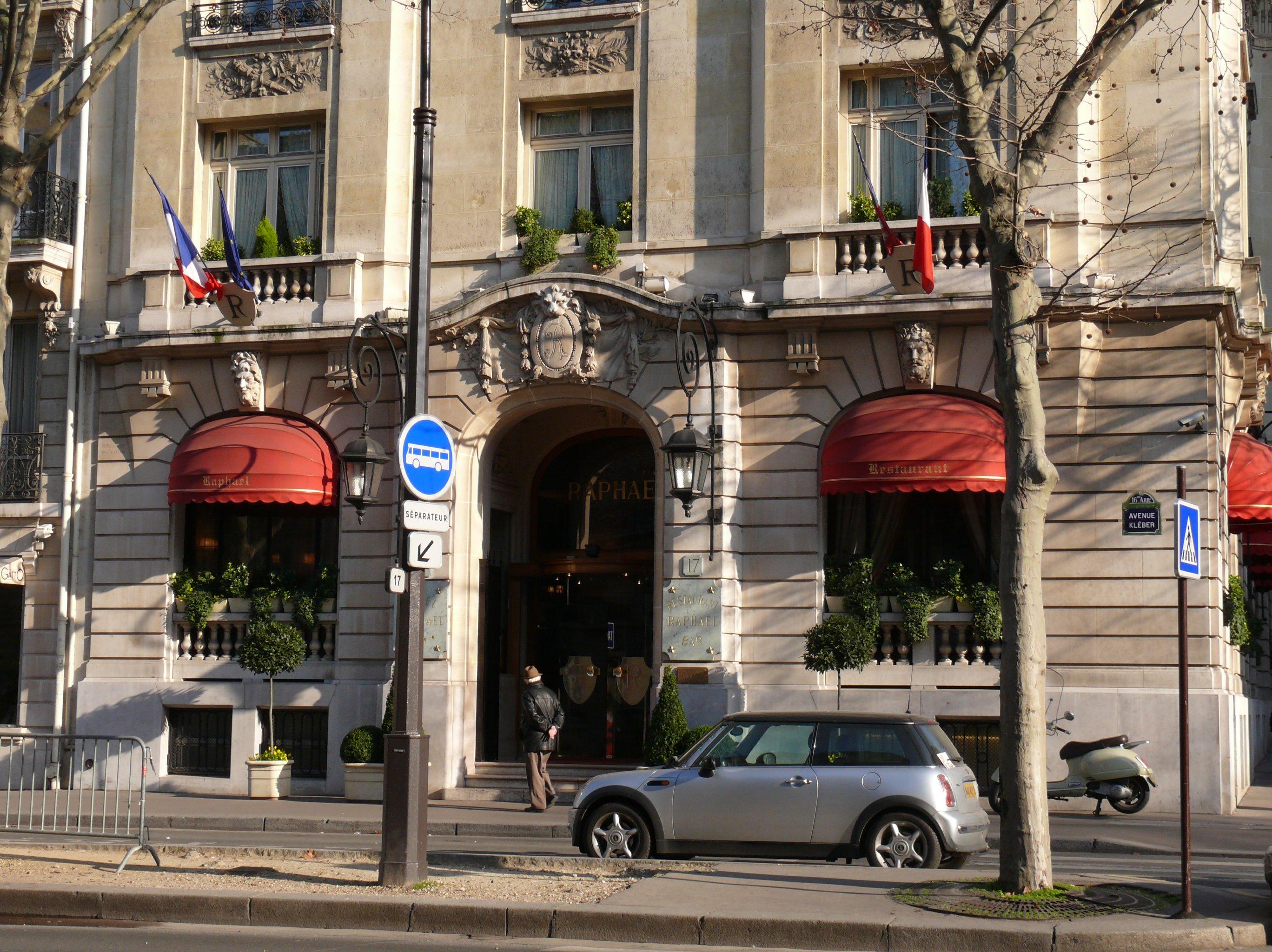 The Raphael Hotel Paris