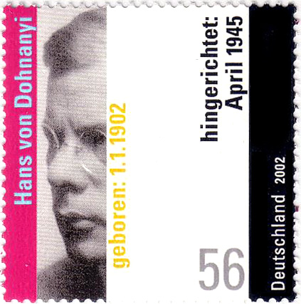 Recalling the life and struggle of Hans von Dohnanyi