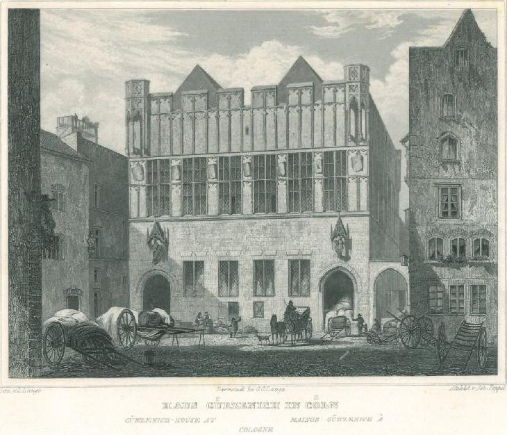 Haus Gürzenich 1850.jpg