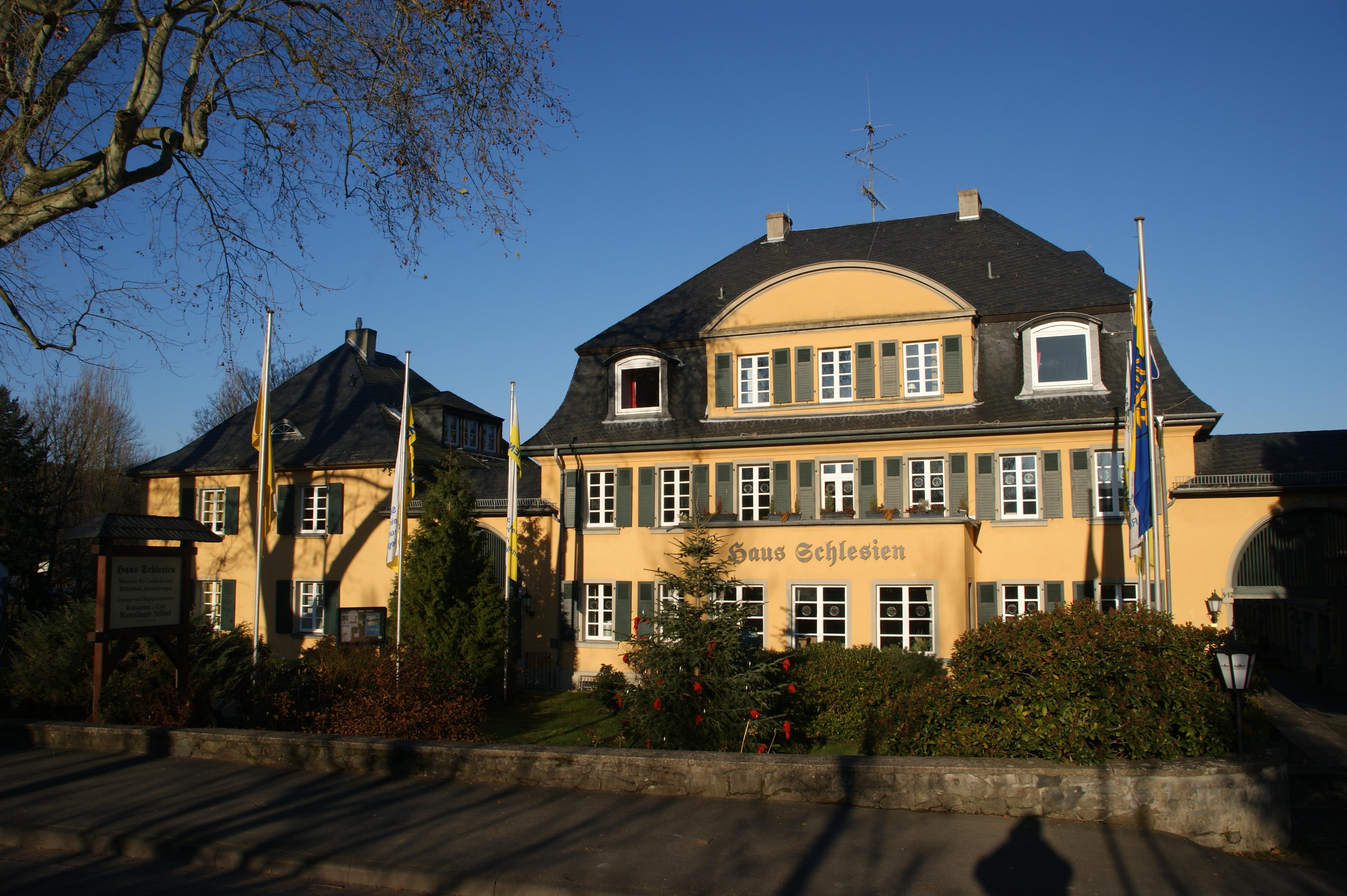 Haus Schlesien Wikipedia