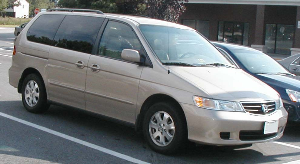 The Honda Odyssy came with the H5 transmission