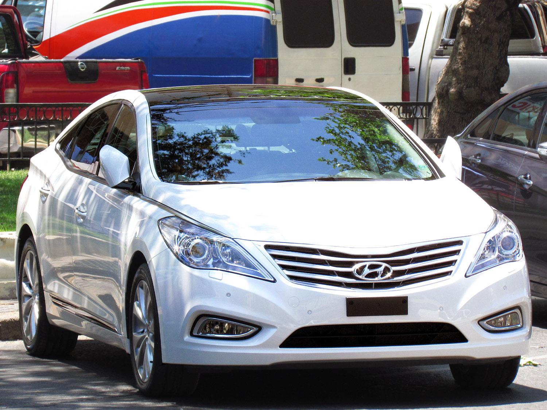파일 Hyundai Azera 3 0 Gls 2012 Jpg 위키백과 우리 모두의 백과사전