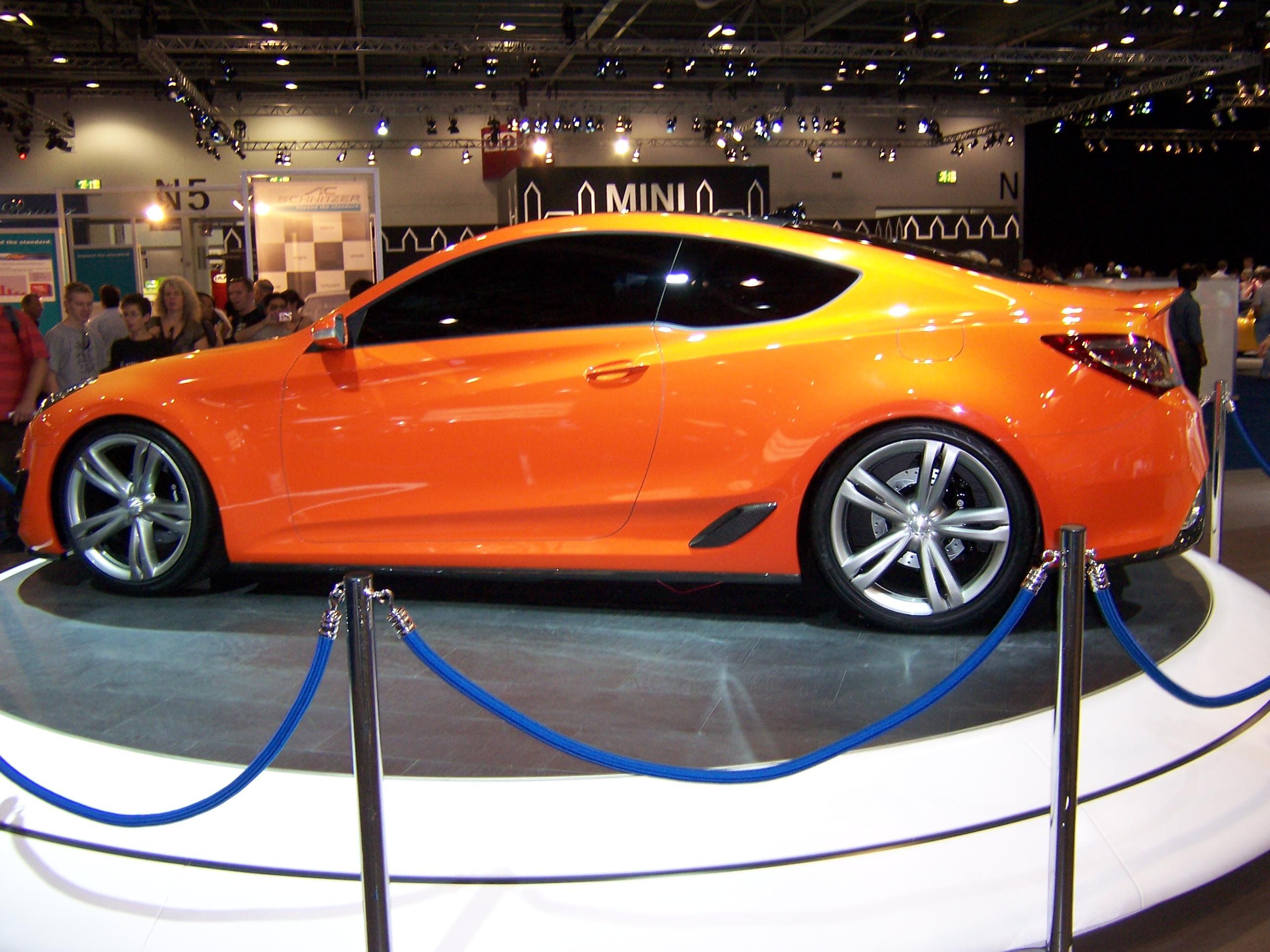 File Hyundai Genesis Coupe Concept Flickr Alan D Jpg