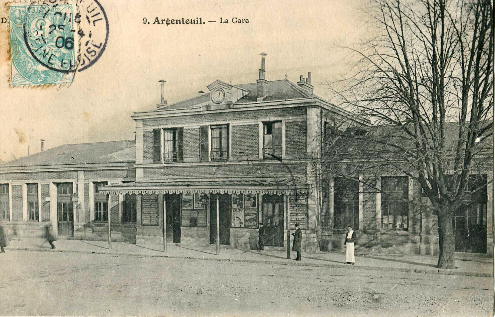 Argenteuil France  City pictures : INCONNU 9 ARGENTEUIL Argenteuil, France