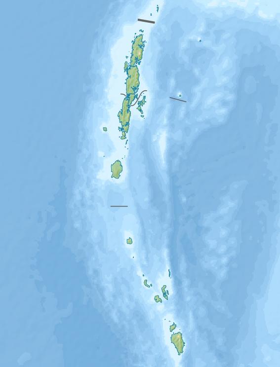 North Sentinel Island Andaman And Nicobar Islands Union Territory