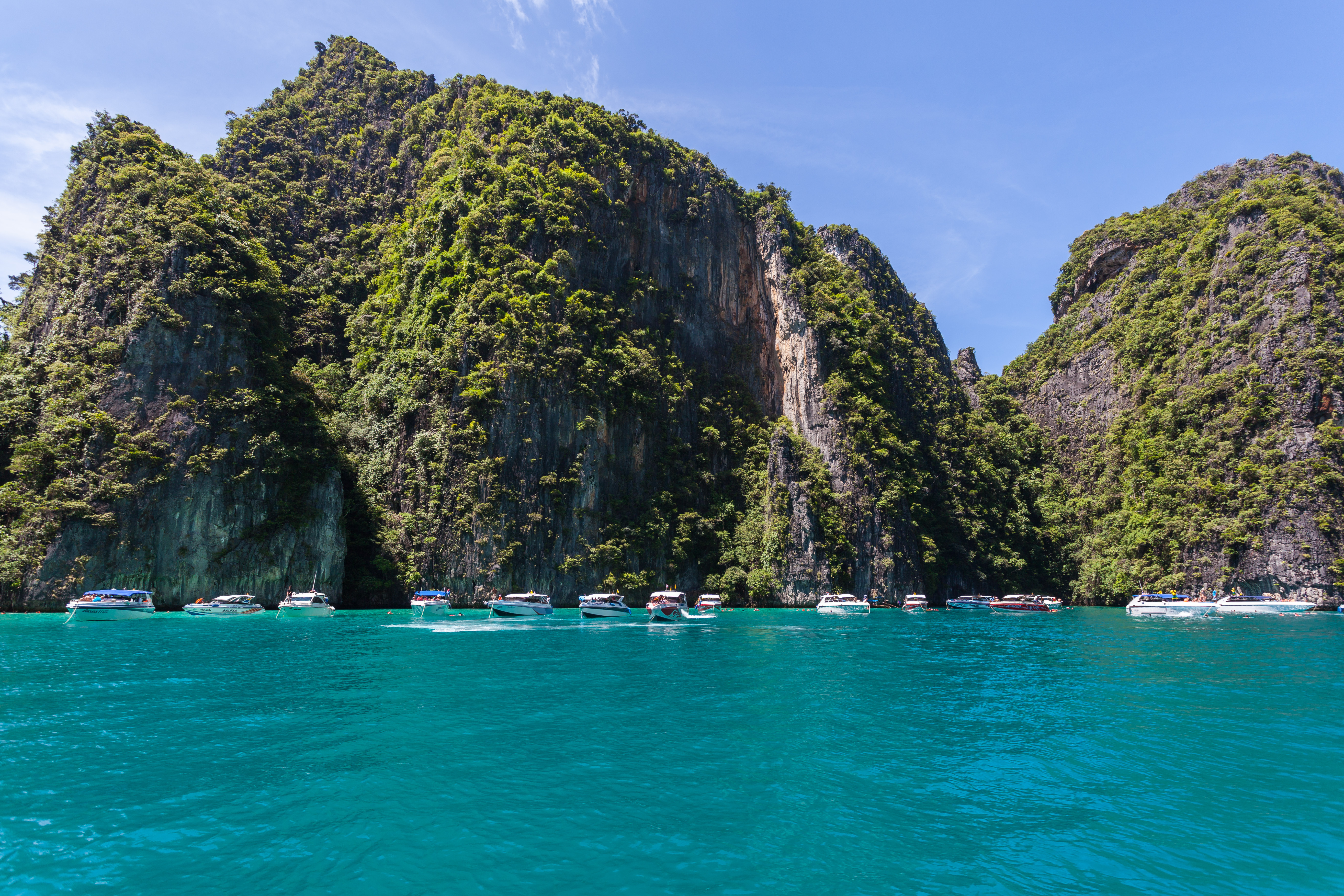 how to get from phuket town to phi phi island