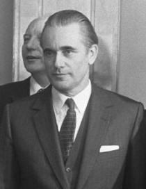 Jacques Chaban-Delmas, le 2 décembre 1969.