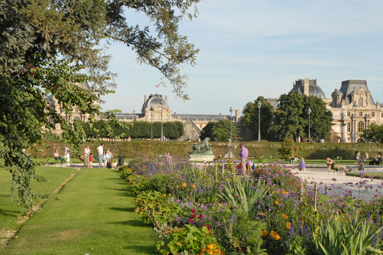 File jardin des tuileries september wikimedia for Jardin jardin tuileries