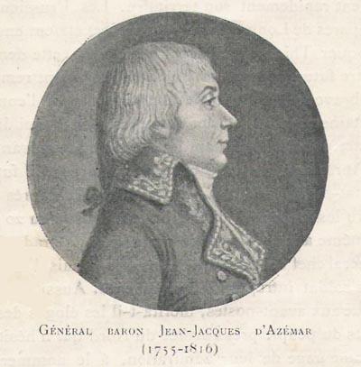 Jean-Jacques, baron d'Azémar
