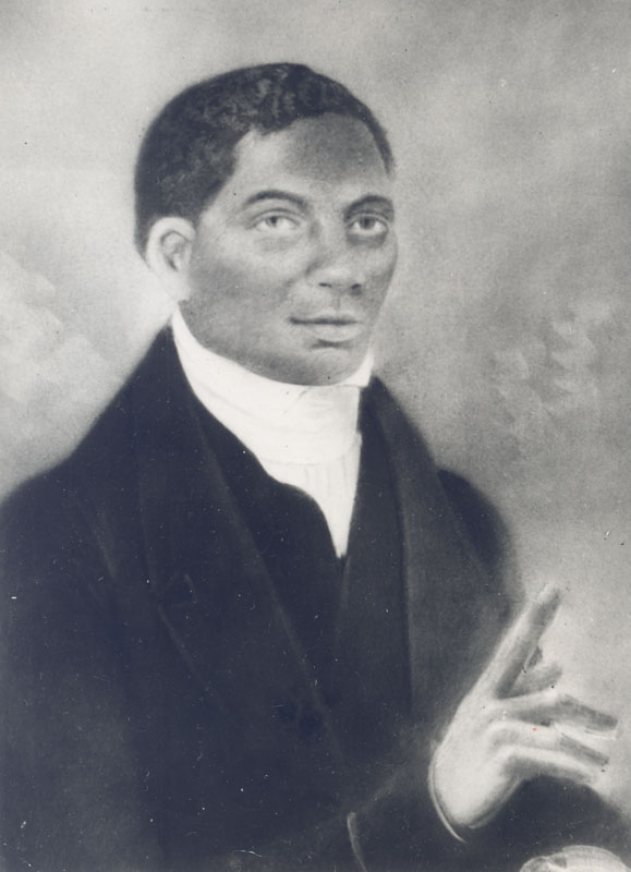 John Gloucester, pastor of the First African Presbyterian Church, Philadelphia, 1811-1821