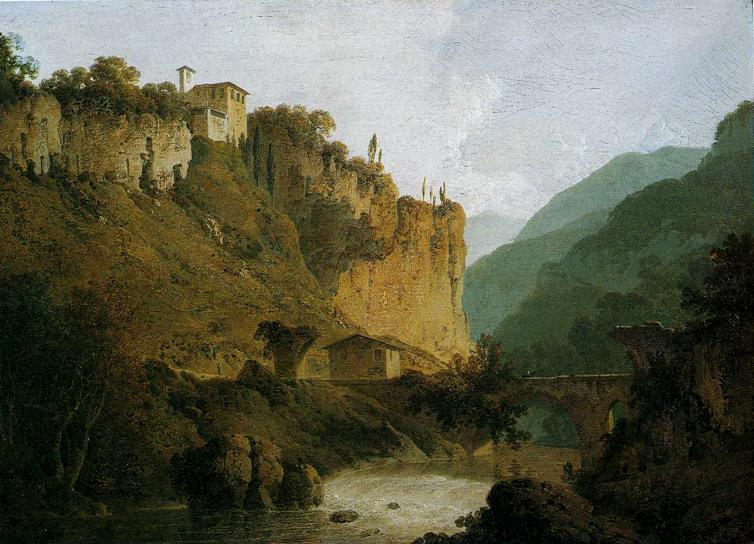 File:Joseph Wright of Derby. The Convent of San Cosimato c.1786.jpg