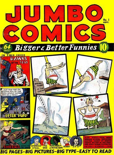erotiska serietidningar