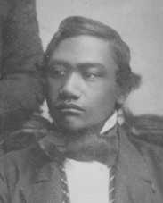 Kamehameha IV, born Alexander ʻIolani Liholiho in May 1850 face detail, Judd and Hawaiian Princes by Southworth & Hawes (PP-97-8-008) (cropped).jpg