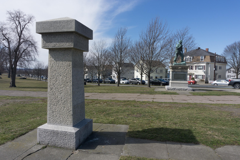 File:Kennedy Park, Fall River, Massachusetts-memorials.jpg