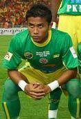 Khyril Muhymeen Malaysian footballer
