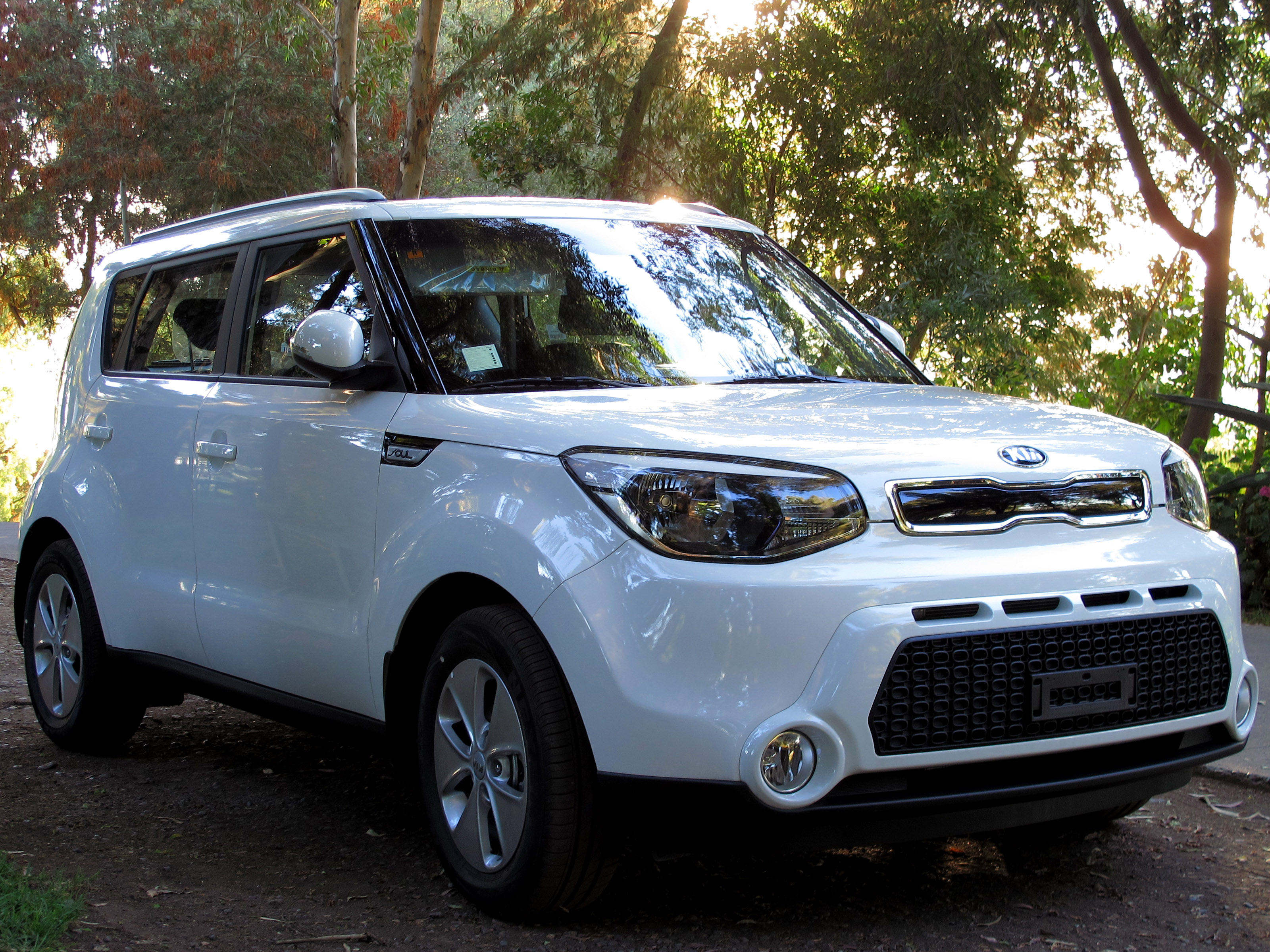 the red kia edition zone soul for first s it special