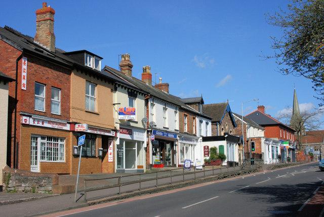 File:Kingston Road - Taunton - geograph.org.uk - 1249428.jpg