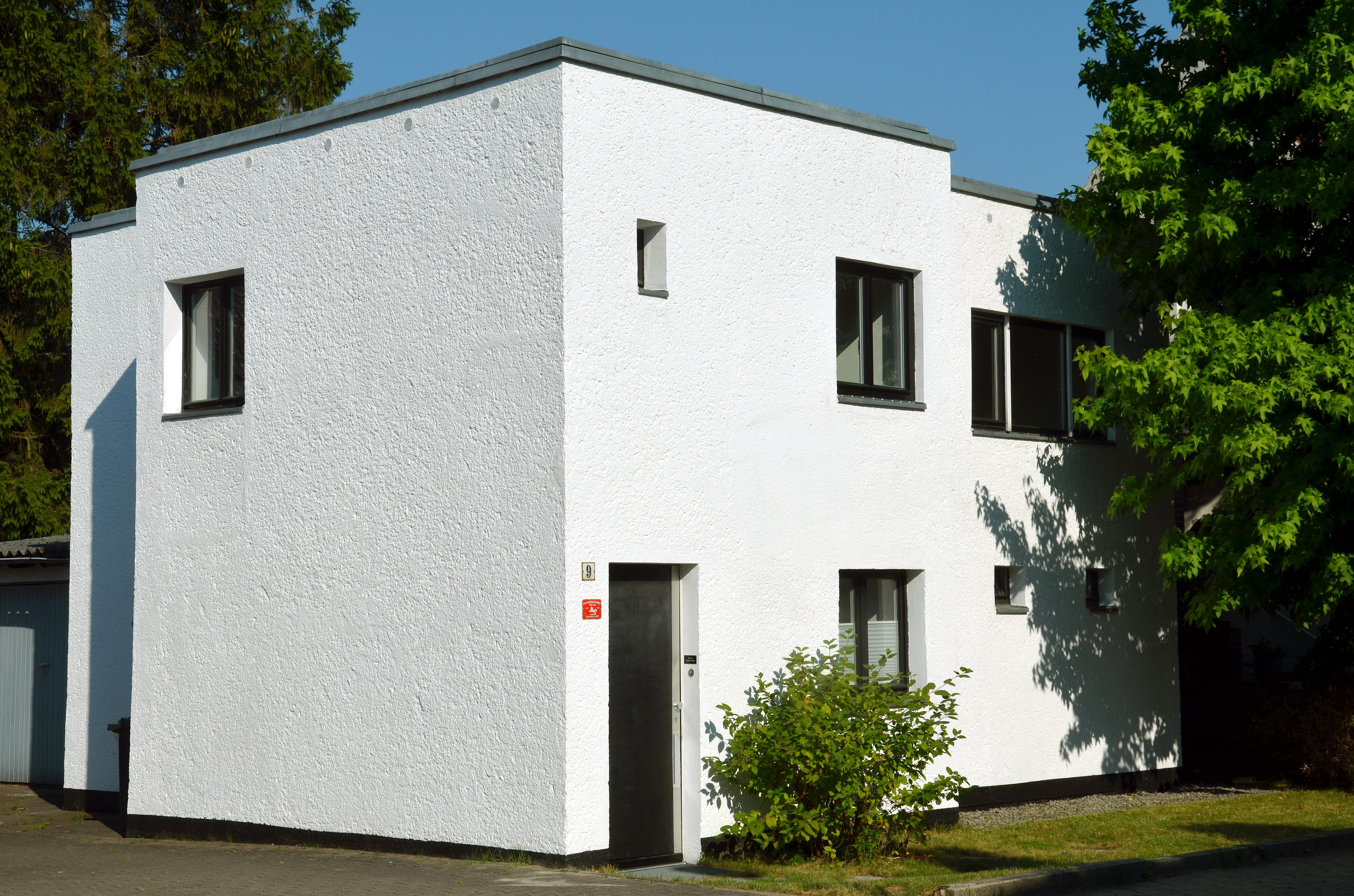 Datei:Kleinertstraße 9, Hannover, Misburg-Nord, Schrägansicht von ...