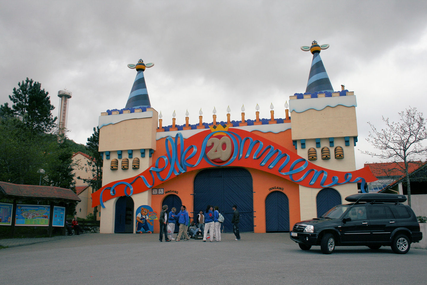 Luftskipet Kongeparken