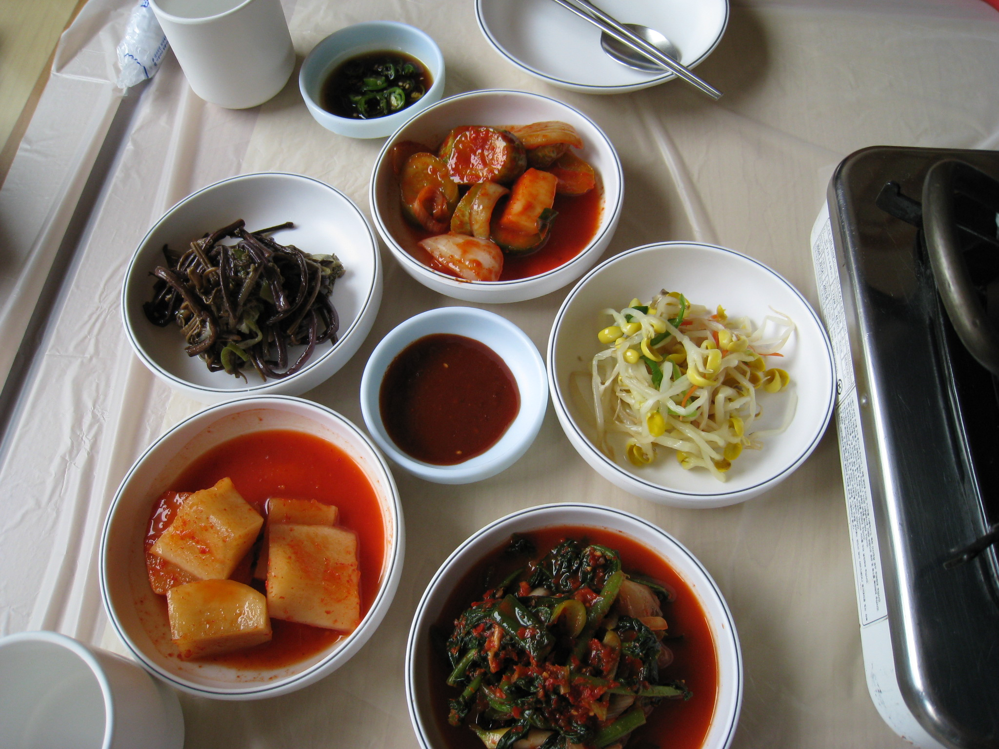 a glimpse at korean cuisine A solo traveler's guide to seoul and room service offers impeccable korean and international cuisine korean liquor and get a glimpse of the.