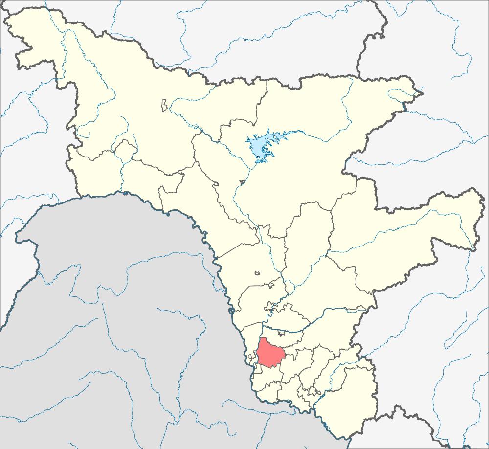 Ивановский район (Амурская область) — Википедия