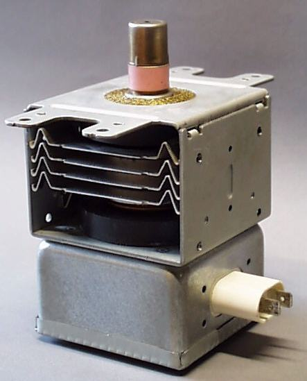 Microwave Oven Magnetron ~ No cooking by radio
